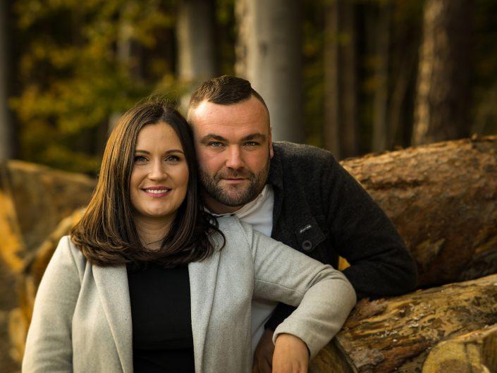 Justyna Piotrek i Staś